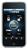 Alarme Viper Smart Start Iphone